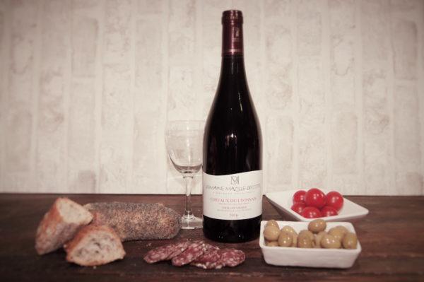 rouge vieilles vignes coteau du lyonnais
