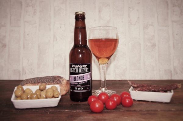 biere poivre violette